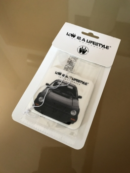 LOW iS A LiFESTYLE® Air Freshener - Golf 2 Limited