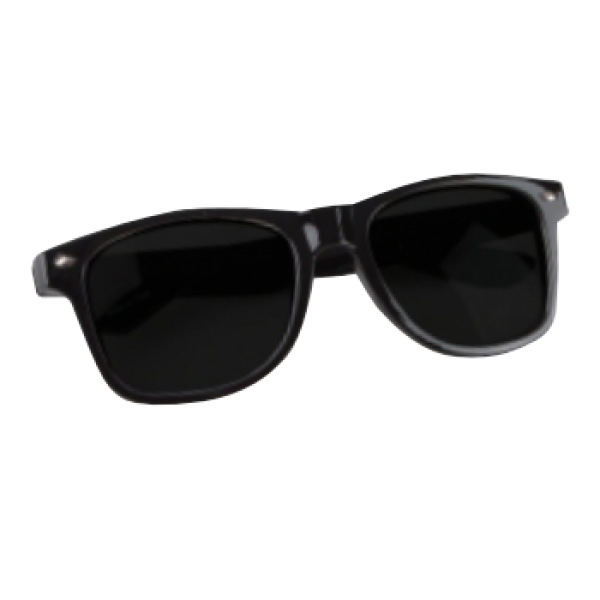 LOW iS A LiFESTYLE® Statement Sonnenbrille - schwarz