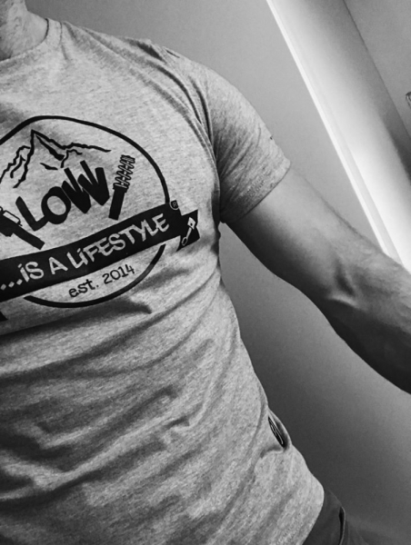 LOW iS A LiFESTYLE® Logo T-Shirt - Grey