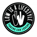 LOW iS A LiFESTYLE® Air Freshener - Tuning Car Lovers