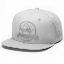 LOW iS A LiFESTYLE® Statement Snapback - Grey
